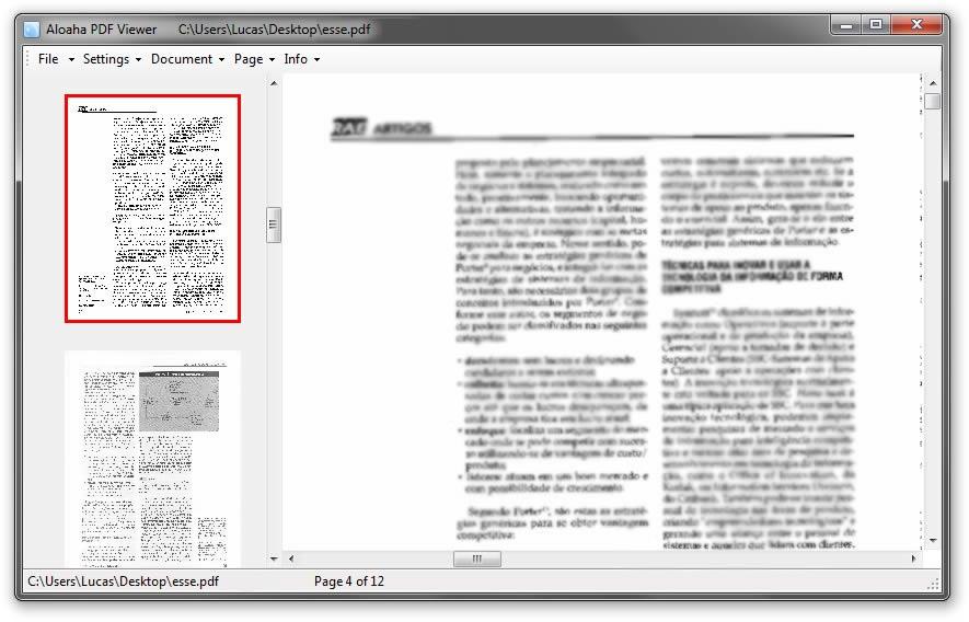 Crear, leer y modificar archivos PDF con Aloaha PDF Suite