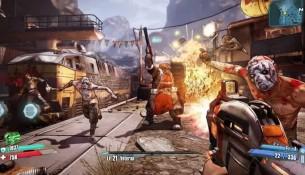 Borderlands 2 para la PS Vita, un juego que mezcla fps y RPG