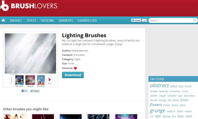 Brush-lovers