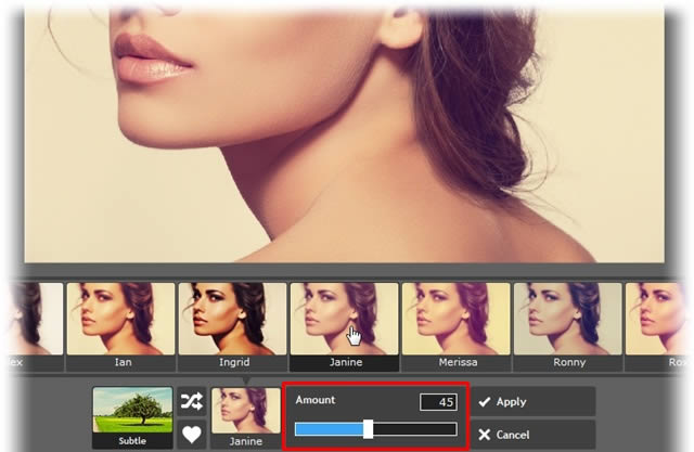 Edita tus fotos agregándoles toda clase de efectos, Pixlr Express