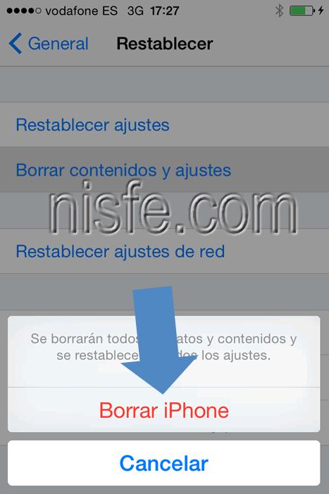 borrar-iphone