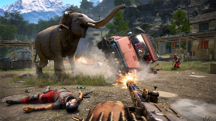 partidas guardadas de far cry 4 bug playstation 3