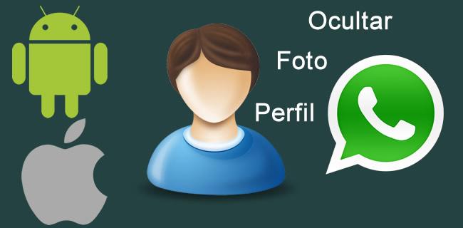 Ocultar tu foto de perfil de WhatsApp en Android y en el iPhone