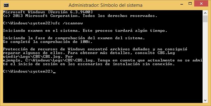 informacion-sfc-scannow