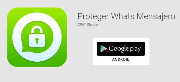 Lock for WhatsApp, bloquear el acceso a WhatsApp